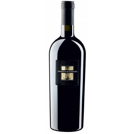 """San Marzano """"Sessantanni"""" Primitivo di Manduria DOP 2009 Vintage wino czerwone wytrawne"""