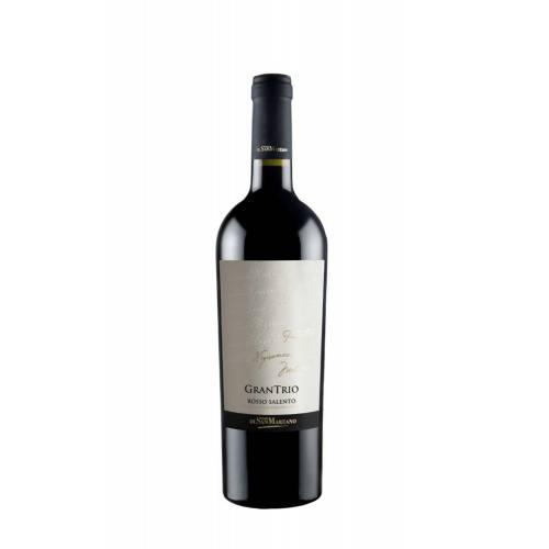 San Marzano GranTrio Rosso Salento IGP 2019 wino...