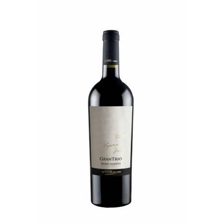 San Marzano GranTrio Rosso Salento IGP 2019 wino czerwone wytrawne