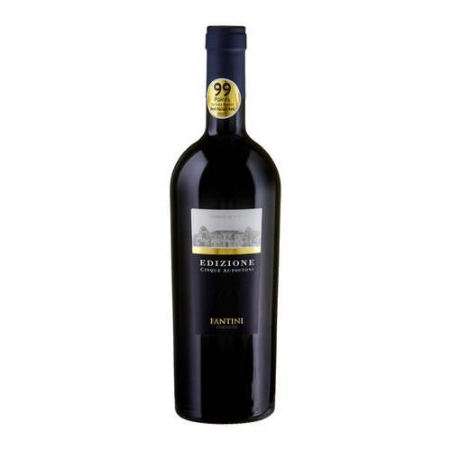 Farnese Vini Fantini Edizione Cinque Autoctoni wino...