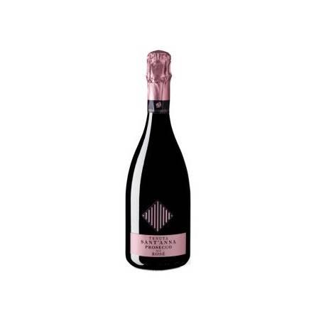 Tenuta Sant'Anna Prosecco DOC Rose Brut wino różowe musujące wytrawne 2020