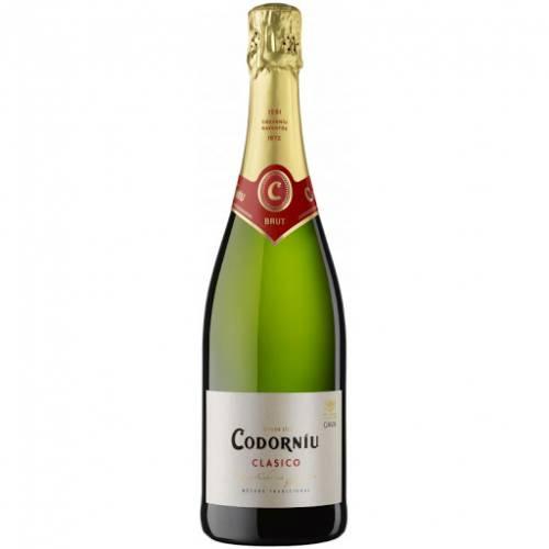 Codorniu Clasico Cava Brut  wino musujące, wytrawne...