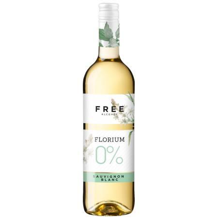 Vina Tridado Florium Sauvignon Blanc 0% wino białe wytrawne bezalkoholowe