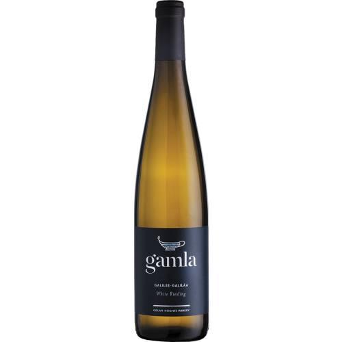 Golan Heights Gamla Riesling białe wino wytrawne 2020