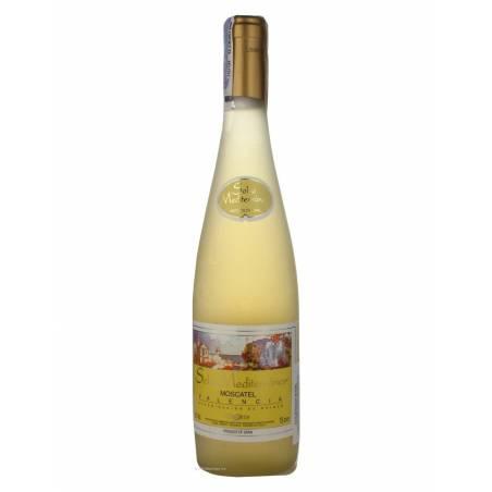 Sol de Mediterraneo Moscatel Valencia DO wino białe słodkie