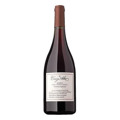 Cruz Alta Reserve Pinot Noir 2019 wino czerwone...