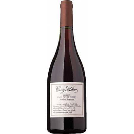 Cruz Alta Reserve Pinot Noir 2019 wino czerwone wytrawne