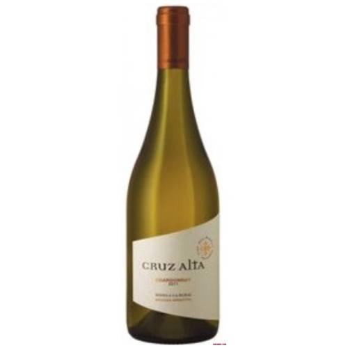 Cruz Alta Chardonnay 2020 wino białe wytrawne