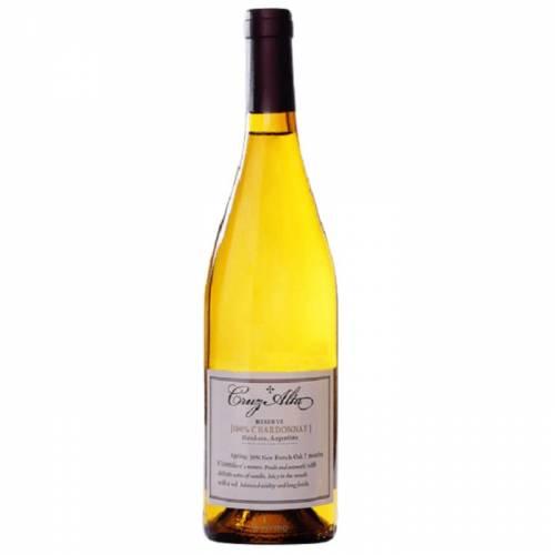 Cruz Alta Chardonnay reserve 2020 wino białe wytrawne