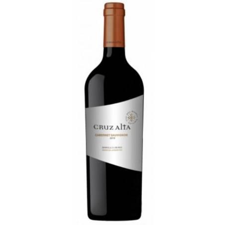 Cruz Alta  Cabernet Sauvignon 2019 wino czerwone wytrawne