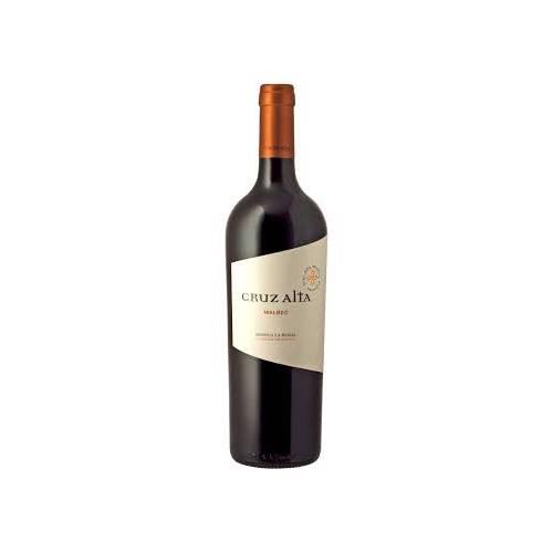 Cruz Alta  Malbec 2019 wino czerwone wytrawne
