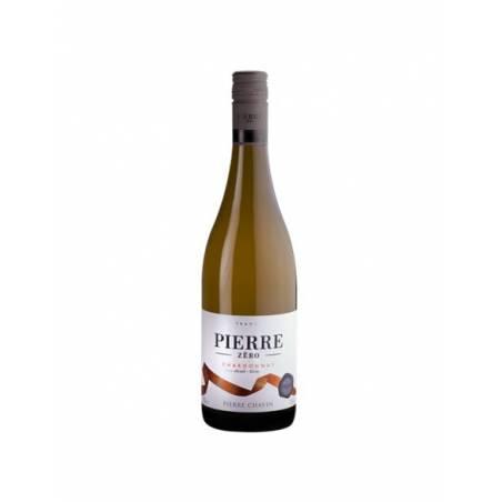 Pierre Zero Chardonnay białe wino wytrawne bezalkoholowe