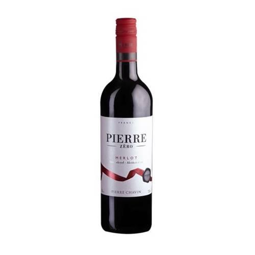 Pierre Zero Merlot czerwone wino półwytrawne...