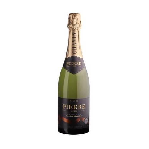 Pierre Zero Chardonnay musujące białe wino wytrawne...