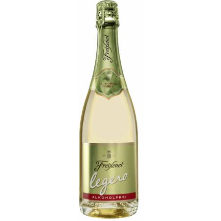 Freixenet Legero wino musujace białe półsłodkie  bezalkoholowe