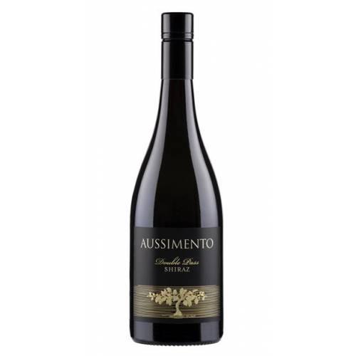 Aussimento Double Pass Shiraz wino czerwone wytrawne...