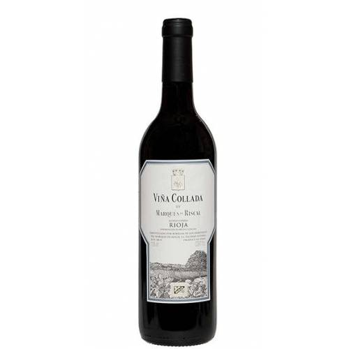 Vina Collada Marques de Riscal Rioja 2016 wino...