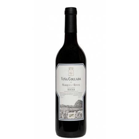 Vina Collada Marques de Riscal Rioja 2016 wino czerwone wytrawne
