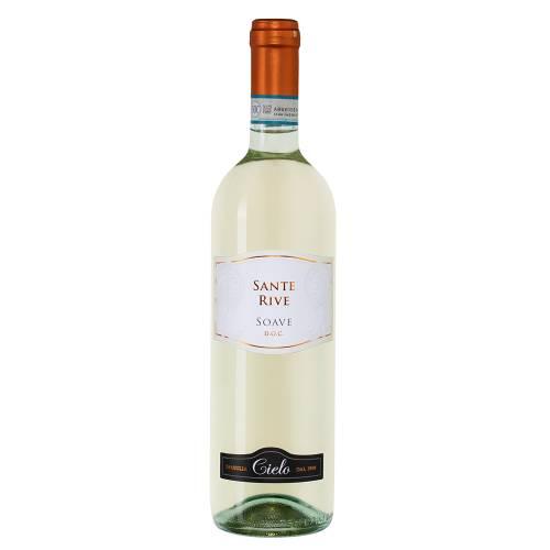 Sante Rive Soave D.O.C. wino białe wytrawne 2018