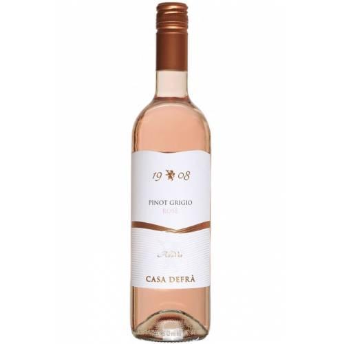 Casa Defra Pinot Grigio Rose D.O.C. wino różowe...