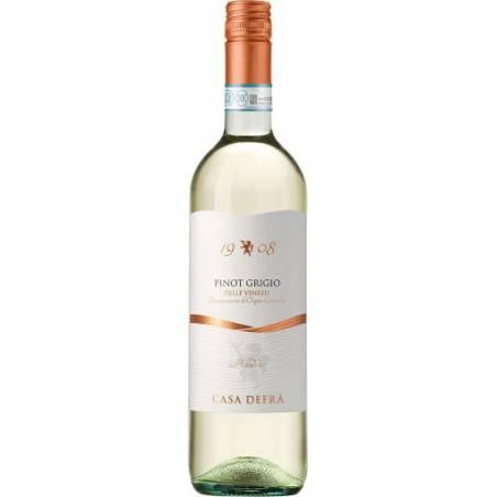 Casa Defra Pinot Grigio DOC wino białe wytrawne