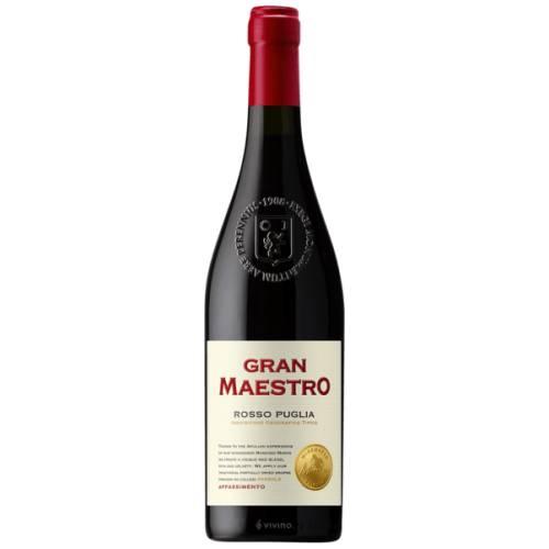 Gran Maestro Rosso Puglia IGT Appassimento wino...