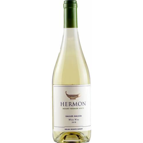 Mount Hermon Golan Heights Galilee White wine...