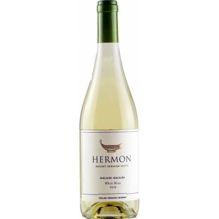 Golan Heights Gamla Galilee White wine  izraelskie białe wino wytrawne, koszerne 2018