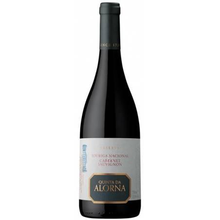 Quinta Da Alorna Reserva Touriga Nacional Cabernet Sauvignon DOC Tejo wino czerwone wytrawne
