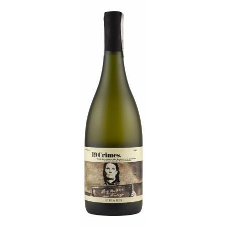 19 Crimes Chardonnay 2020 Australijskie białe wino wytrawne wi
