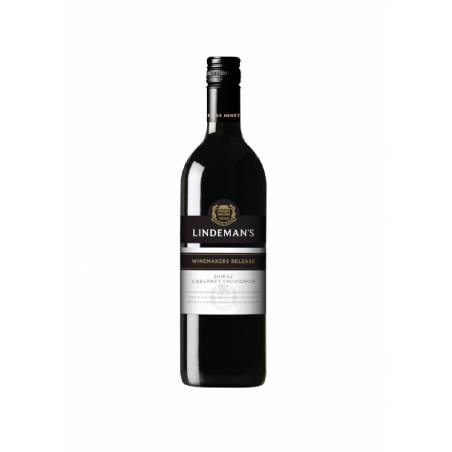 Lindeman's Winemakers Release Shiraz Cabernet Sauvignon 2020 wino czerwone wytrawne