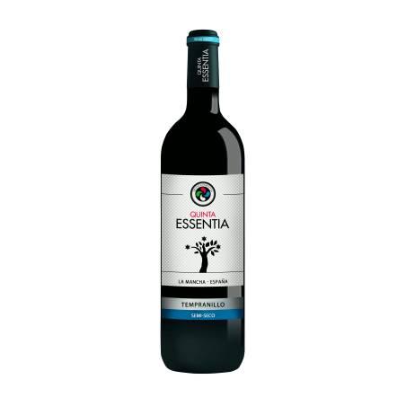 Quinta Essentia Tempranillo Tinto wino czerwone półwytrawne