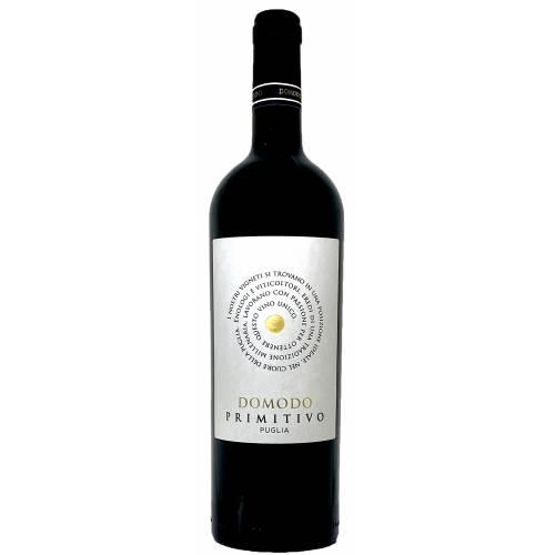 San Marzano Primitivo Domodo Puglia IGP 2019 wino...