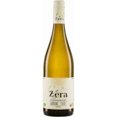 Pierre Chavin Zera Chardonnay białe wino wytrawne bezalkoholowe bio wegańskie
