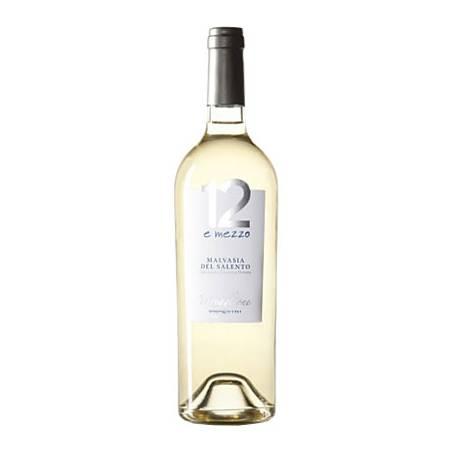 Varvaglione 12 e Mezzo Malvasia Bianca del Salento IGP wino białe półwytrawne 2019