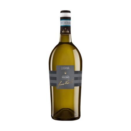 Antica Casa Visconti Desenzano del Garda Lugana DOC wino białe wytrawne 2020