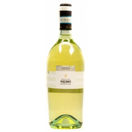 Antica Casa Visconti Desenzano del Garda Custoza DOC wino białe wytrawne 2020