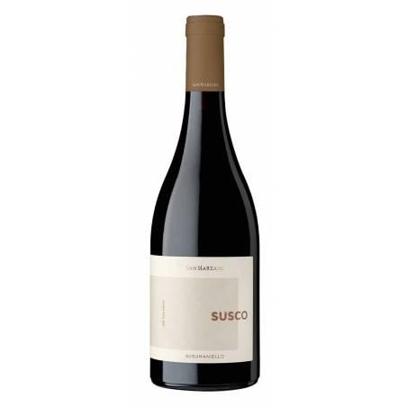 San Marzano IGP Susco Susumaniello Salento wino wytrawne 2019
