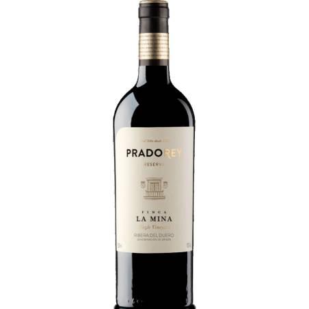 Prado Rey Real Sitio de Ventosilla Finca La Mina Reserva 2014 Ribera del Duero DO wino czerwone wytrawne