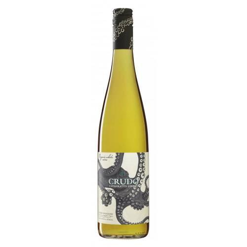 Crudo Catarratto Zibibbo Ekologiczne wino białe...