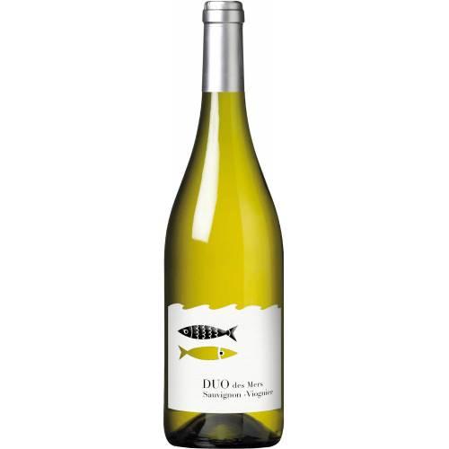 Duo Des Mers Sauvignon-Viognier 2019 wino białe...