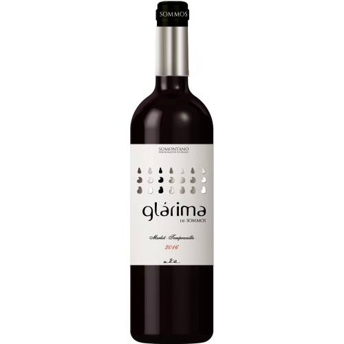 Glarima Tinto Joven Somontano 2018 wino czerwone...