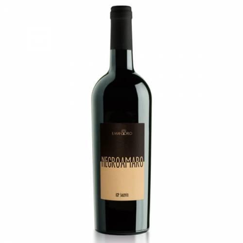 Negroamaro IGT Salento Il Mandorlo Menhir wino...
