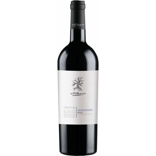 San Marzano I Tratturi Negroamaro Puglia 2019 wino...