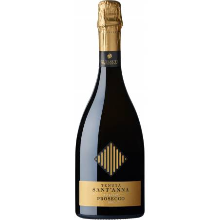 Tenuta San't Anna Prosecco Extra Dry DOC wino białe musujące półwytrawne