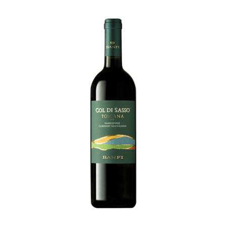 Banfi Col di Sasso Sangiovese Cabernet Sauvignon IGT 2019  wino czerwone wytrawne