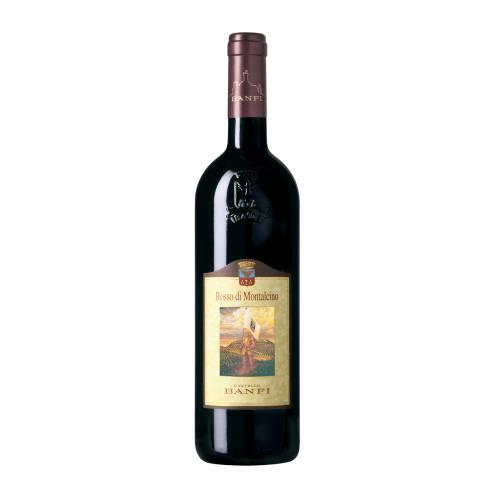 Banfi Rosso di Montalcino DOC 2015 wino czerwone...