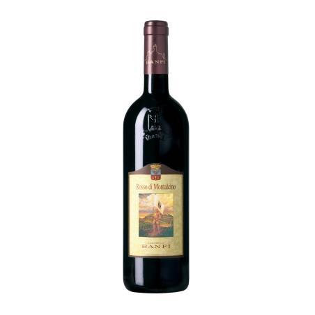 Banfi Rosso di Montalcino DOC 2015 wino czerwone wytrawne