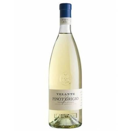 Bertani Velante Pinot Grigio Friuli Venezia Giulia DOC 2020 wino białe wytrawne