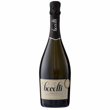 Bocelli Prosecco Extra Dry  wino musujące prosecco półwytrawne